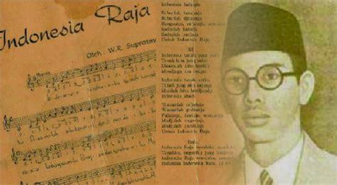 biography of wage rudolf supratman story sumpah pemuda dan wr supratman jadiberita com