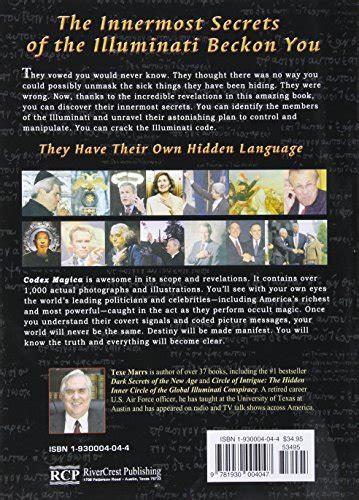 illuminati code codex magica secret signs mysterious symbols and