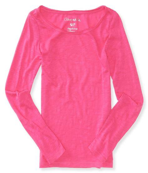 Neon Ls by Aeropostale Womens Neon Ls Basic T Shirt Ebay