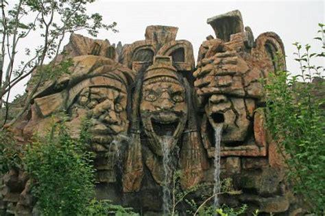 imagenes de esculturas mayas famosas civilisaciones precolombina viajes virtuales
