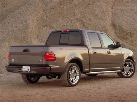 2002 ford f 150 information and photos momentcar
