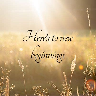25 best ideas about new beginnings on new