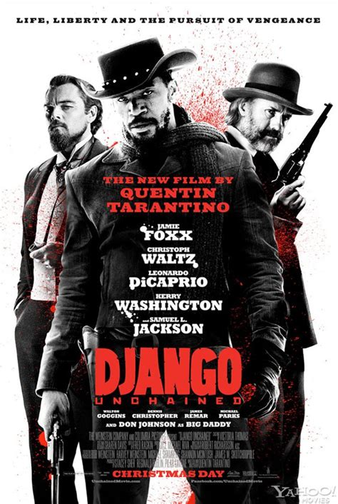 quentin tarantino film canvas new poster for quentin tarantino s django unchained