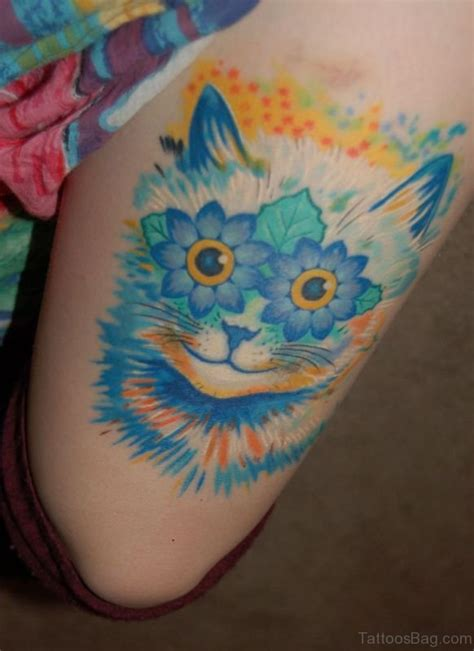 cool cat tattoo 71 unique cat shoulder tattoos