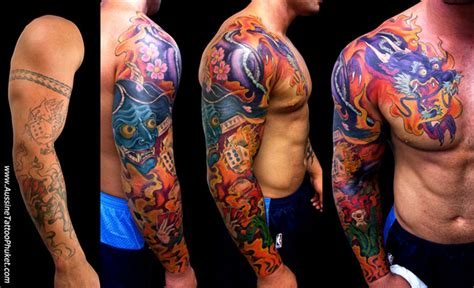 best new school tattoo artist uk cover up artworks remake and fix old product