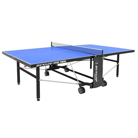 Outdoor Table Tennis Table by Dunlop Evo 7000 Outdoor Table Tennis Table