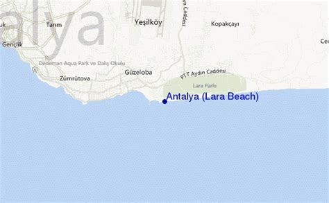 maps lara antalya lara surf forecast and surf reports mediterranean turkey