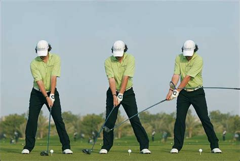 rory mcilroy iron swing sequence rory mcilroy swing bing images