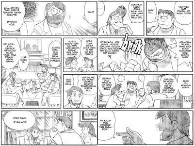Komik Doraemon Nomor 45 Edisi Terakhir doraemon s