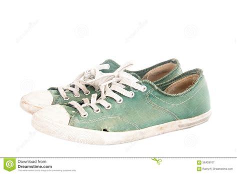 used shoes used shoes stock photo image 56428107