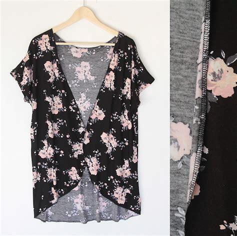 kimono t shirt pattern the breezy tee kimono easy sewing tutorial it s always