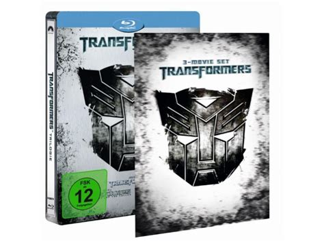 Transformers The Uk Exclusive Steelbook transformers 1 3 steelbook lenticular media markt exclusive germany page 2 hi