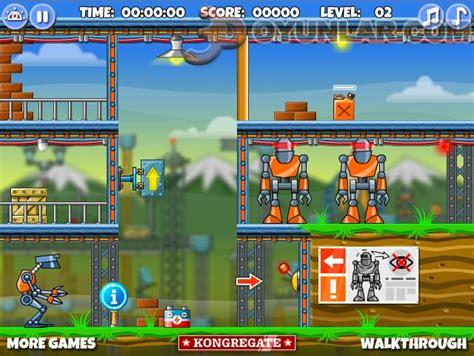 kz oyunlar robot oyun benzin peşinde robot 3d oyunlar 3d oyunlar