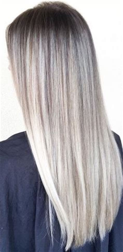 foil placement blonde rootfade smokey blonde root fade hair by tina yozzi hair