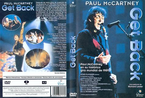 Paul Mccartney World Premiere Performance Of Ecce Cor Meum At Royal Albert by Get Back Dvd