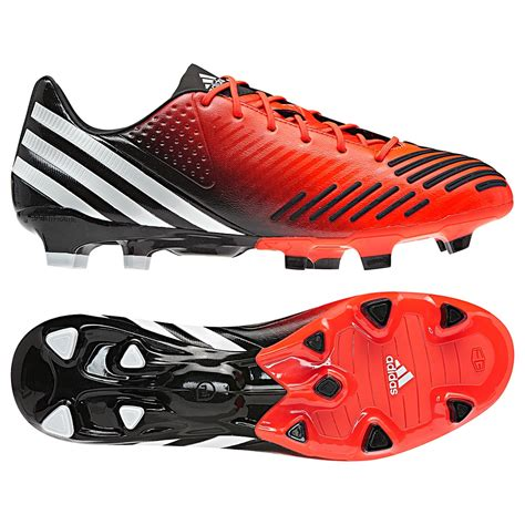 predator football shoes adidas predator absolion lz trx synthetic fg cleats black