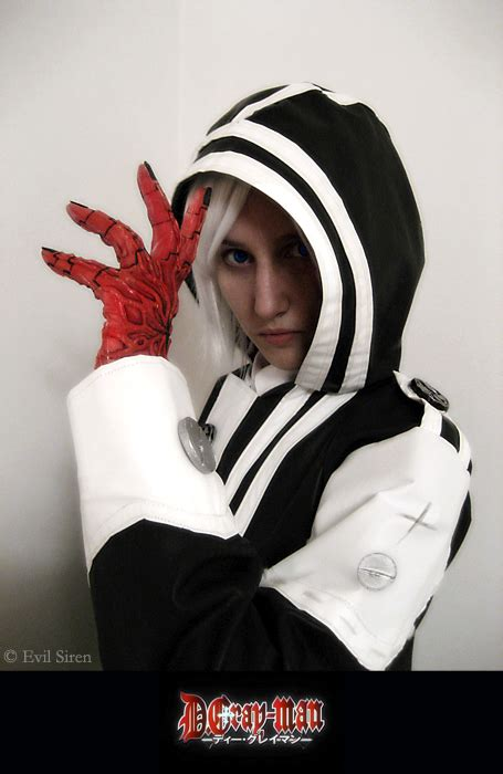 alan walker cosplay allen walker cosplay by evil siren on deviantart