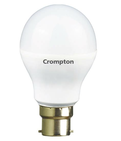 Led Light Bulb Price Compare Crompton Greaves 7w Led Bulb Cool Day Price India Comparometer