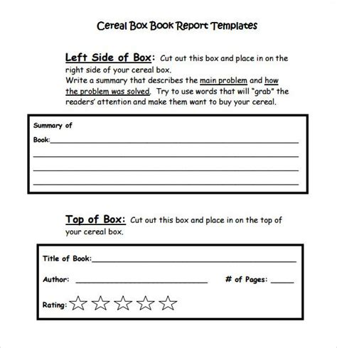 simple book report template best 25 book report templates ideas on free