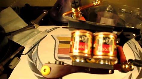 eikon tattoo equipment eikon build shader color packer tattoo machine youtube