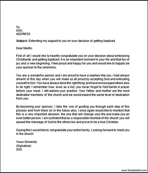 Student Confirmation Letter Nottingham exle catholic confirmation letter for a student