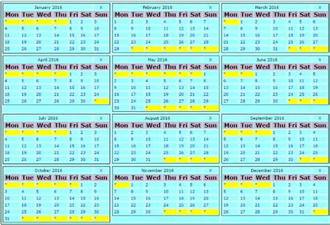 tutorial php calendar plus2net yearly calendar showing 12 months by using php