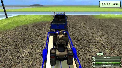 cara mod game lets farm farming simulator let s play ep 4 pt 1 mudding and