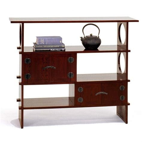 Contemporary Asian Furniture Designs With Practical Wooden Modern Asian Furniture