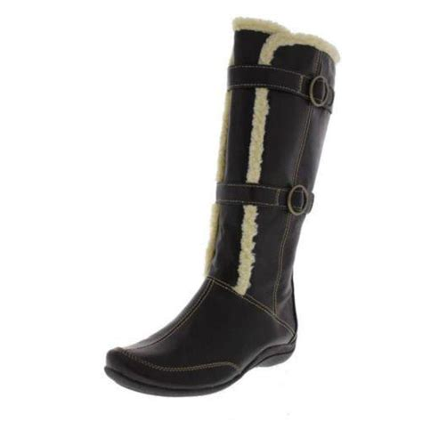 mens knee high boots ebay