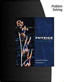 physics a conceptual world view 7th edition available 2010 titles enhanced web assign problem solving for kirkpatrick francis