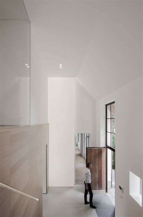 minimalist foyer design minimalist belgian entryway by contekst photo nils van