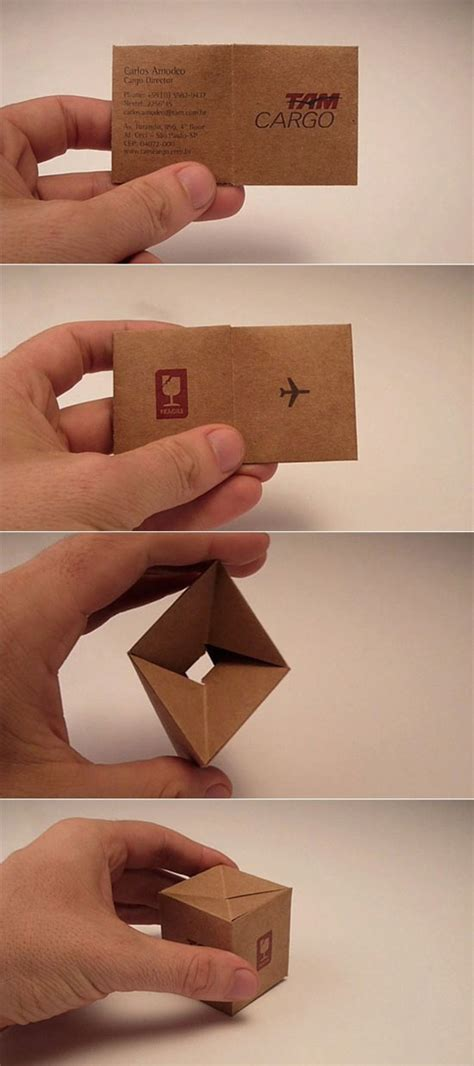 Tam Cargo Business Card Template by 70 Really Cool Business Card Designs For Inspiration