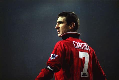 The King Cantona eric cantona 224 manchester united il 233 tait un roi