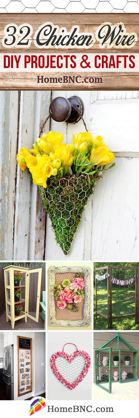 32 best chicken wire diy projects and ideas for 2019