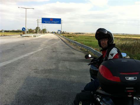 motosiklet guenluekleri doenues rotamiz bari igoumenitsa