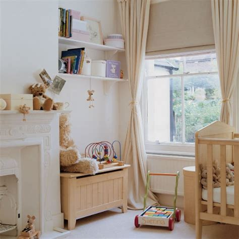 Nursery Decor Uk Play Safe With Neutrals Nursery Decorating Ideas