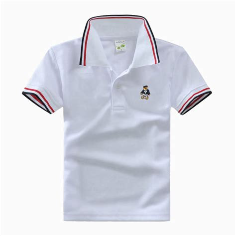 T Shirt Polo Boys 8 high quality sports t shirts unisex boys t shirt summer sleeve polo shirts in t