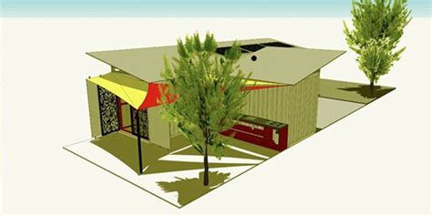 How To Construct A House On A Land Of 25 40 by Magpies 3d Architectural Design Architectural Renderings