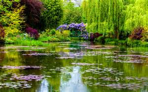 monet garden giverny haute normandie france