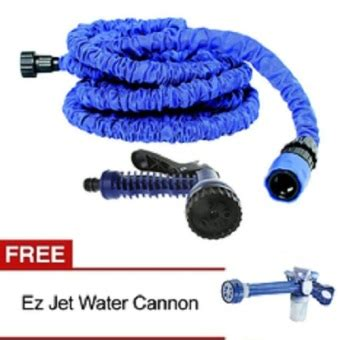 Lazada Selang Magic magic hose selang air 7 5m ez water cannon