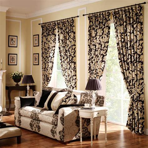 Drapery Ideas Design Ideas Concept Interior Design Living Room Curtains Ideas Hairstylegalleries