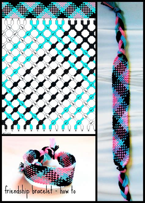 heart pattern friendship bracelet youtube pink blue black friendship bracelet tutorial youtube