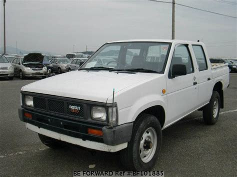 nissan datsun 1990 used 1990 nissan datsun pickup dx long w pick s bmd21 for
