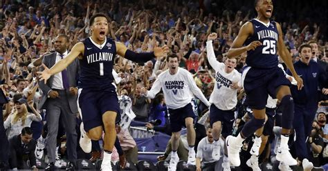 Michael Jackson Wins March Madness by Villanova Wins Ncaa Chionship On All Time Classic March