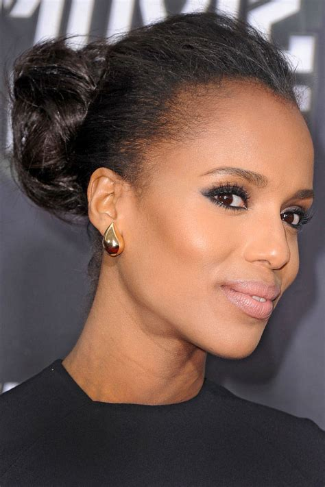 Kerry Washington Hairstyles by Kerry Washington Hair Kerry Washington Carpet Hairstyles