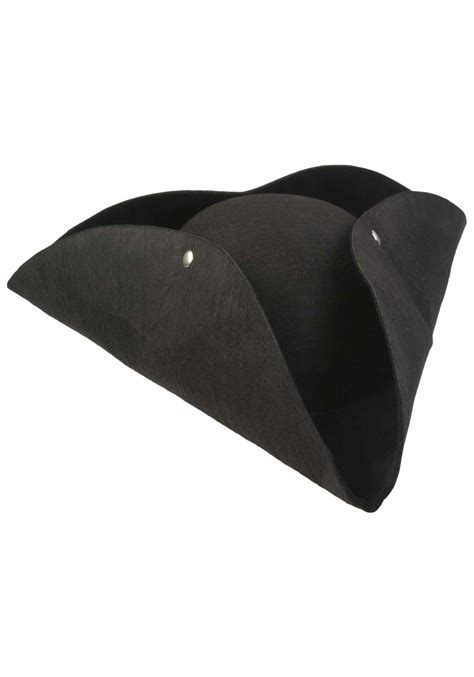 revolutionary deluxe tricorn pirate hat historical