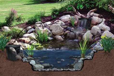 oasis complete small pond kit by atlantic 174