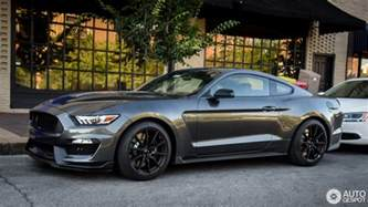 Ford Shelby Ford Mustang Shelby Gt 350 2015 4 August 2016 Autogespot