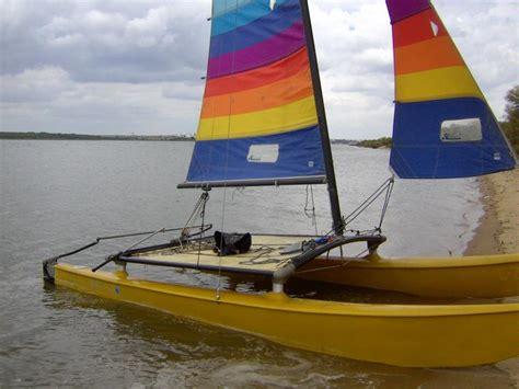 dart 16 catamaran dimensions hobie cat 16 in huelva sailboats used 66506 inautia