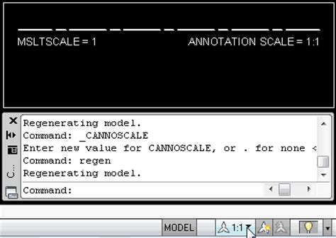 autocad tutorial how to scale autocad line type scales the secret truth